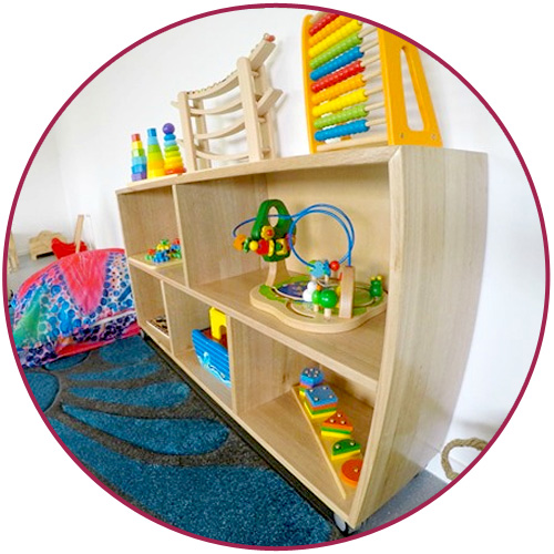 Strathpine Early Learning Centre - Circle Rooms